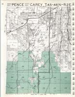 Map Image 021, Iron County 1973